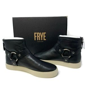 NIB Frye Lena Harness High Top Ankle Booties 9.5